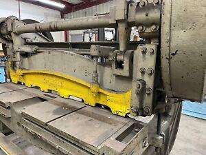 D.H. Stoll Company 6' Mechanical Shear