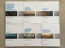 NEW CFA INSTITUTE LEVEL 2 CURRICULUM PRINT BOOKS VOLUMES 1-6 COMPLETE LV2 LV II