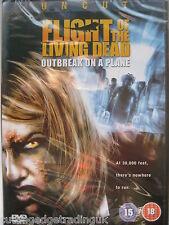 Flight of the Living Dead (DVD, 2009) NEW SEALED Region 2 PAL