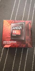 Amd FX 8320 8x3,5GHz Black Edition