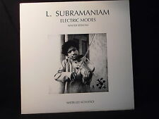 L. subramaniam-Electric modes
