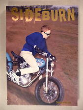 Sideburn Magazine #10 - 2012 ~~ motorcycle ~~ like-new condition