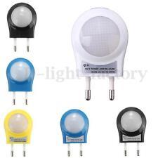 LED Veilleuse Sensor Lampe Ampoule Nuit Lumière Chambre Enfant Bébé 0.7W EU plug