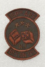 Usaf Air Force Patch: 150th Air Refueling Squadron - subdued