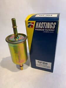 Fuel Filter Hastings GF354 for Ford F-150 09-16, Ford Edge 16-18, Ford Explorer