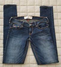 Hollister Girls Low-Rise Stretch Oceanside Super Skinny Jeans Size 1R - NWOT