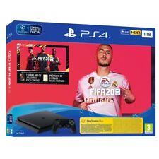 PS4 1TB + FIFA 20 PS4 (CONSOLA PLAYSTATION 4 +  JUEGO FÍSICO)