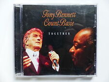 CD Album TONY BENNETT COUNT BASIE Together pycd 731