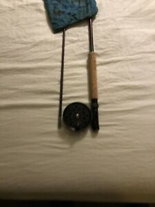 Vintage Airex/ Young's Shakespeare Fly Rod And Reel Combo. 6wt