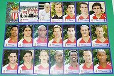 PANINI FOOTBALL FOOT 2006 AS MONACO LOUIS II ASM COMPLET FRANCE 2005-2006