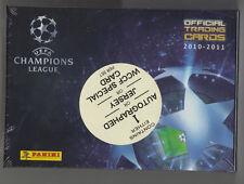 Panini 2010-11 Champions League trading card unopen box!