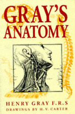 Gray's Anatomy, Henry Gray | Paperback Book | Acceptable | 9780752524092