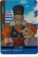 DRAGON BALL Z - Lamincards n° 139