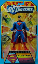 DC UNIVERSE Classics All-Stars Collection__SUPERMAN 6 inch action figure_MIP_New