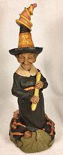 BIRTHDAY PATTY-R 1998~Tom Clark Gnome~Cairn Item#5354~Ed 20~COA & Story Included