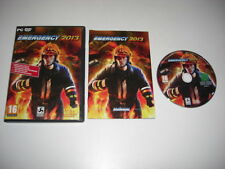 EMERGENCY 2013  Pc DVD Rom FAST DISPATCH