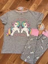Ladies Hasbro's MY LITTLE PONY T Shirt Pyjamas OFFICIAL Primark size 10/12