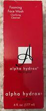 Nib! Alpha Hydrox the Original Foaming Face Wash Clarifying Cleaner 6oz