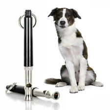 Pet Dog Puppy Training Obedience UltraSonic Sound Pitch Black Quiet Tools