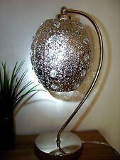 Marocain lampe de table turc Style mosaïque marocaine Design Col de cygne desk light