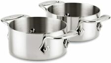 All-Clad Stainless Steel Soup Ramekins (Set of 2) 59914 in retail box