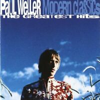 Paul Weller : Modern Classics: The Greatest Hits of Pa CD FREE Shipping, Save £s