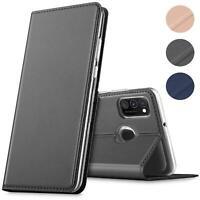 Handy Hülle Samsung Galaxy M30s Book Case Schutzhülle Tasche Slim Flip Cover