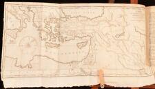 1767-1773 17 Vol Sainte Bible En Latin Et En Francois Antoine Augustin Calmet