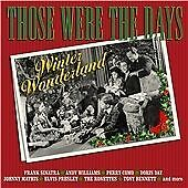 Various Artists - Those Were the Days (Winter Wonderland, 2013) Christmas CD x2