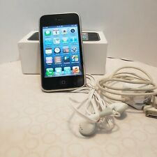 Apple iPhone 3GS 16GB Black AT&T Good Condition Fully Functional