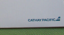 RARE Cathay Pacific Stationary Folder Old Logo