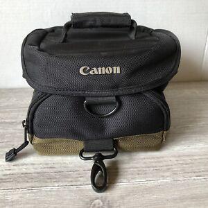 Canon Padded Camera bag Removable Shoulder Strap Stowable Fanny Belt