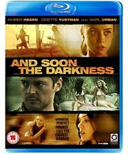 And Soon The Darkness [Blu-ray] [DVD][Region 2]