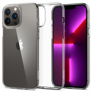 For iPhone 13 Pro Max / 13 Pro / 13 / 13 Mini Case Spigen Liquid Crystal Cover