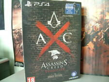 ASSASSINS CREED SYNDICATE THE ROOKS EDITION FOR PS4. BRAND NEW AND SEALED.