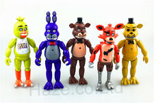 Five Nights at Freddy's PVC Luminous Figure Kids Toy 5 Pieces