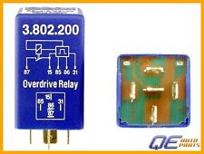 K.A.E Overdrive Relay - Blue Volvo 242 244 245 262 264 265 1981 1982 1983 1984