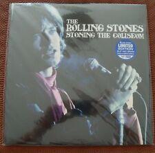 """ROLLING STONES """"STONING THE COLISEUM"""" 2LP PURPLE & BLUE VINYL LIVE OAKLAND 1969"""