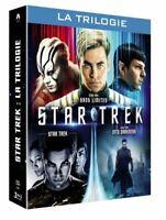 [Blu-ray] Coffret Star Trek L'intégrale 1 à 3 Blu-ray - NEUF SOUS BLISTER