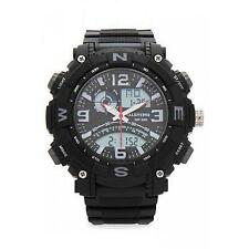 Valentino 20121889-GRAY NESW SPYDER DIGI ANA STYLE RUBBER STRAP Watch for Men