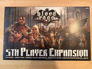Blood Rage 5th Player Expansion - Rare!