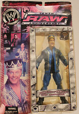 "NEW WWE Tenth Raw Anniversary 2003 JERRY ""THE KING"" LAWLER # W90520 7"""