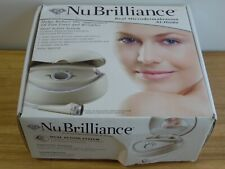NuBrilliance Microdermabrasion At Home Microdermabrasion Machine