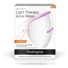 Neutrogena Visibly Clear Light Therapy Acne Treatment Mask