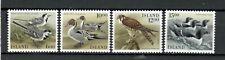 S33998 Island Iceland MNH 1986 Birds 4v