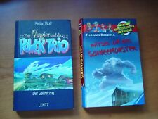 2 Bücher für junge Leser - DIE KNICKERBOCKERBANDE + DAS POWER TRIO