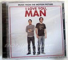 I LOVE YOU, MAN - SOUNDTRACK O.S.T. - CD Sigillato