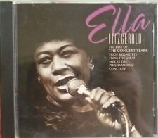 Ella Fitzgerald - Best of the Concert Years: Trios & Quartets
