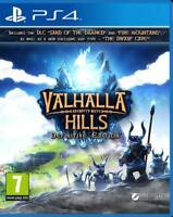 Valhalla Hills - Definitive Edition For PS4 (New & Sealed)