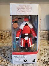 Star Wars Holiday Edition Range Trooper Black Series Target Exclusive MISB
